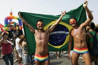 Rio gay pride full