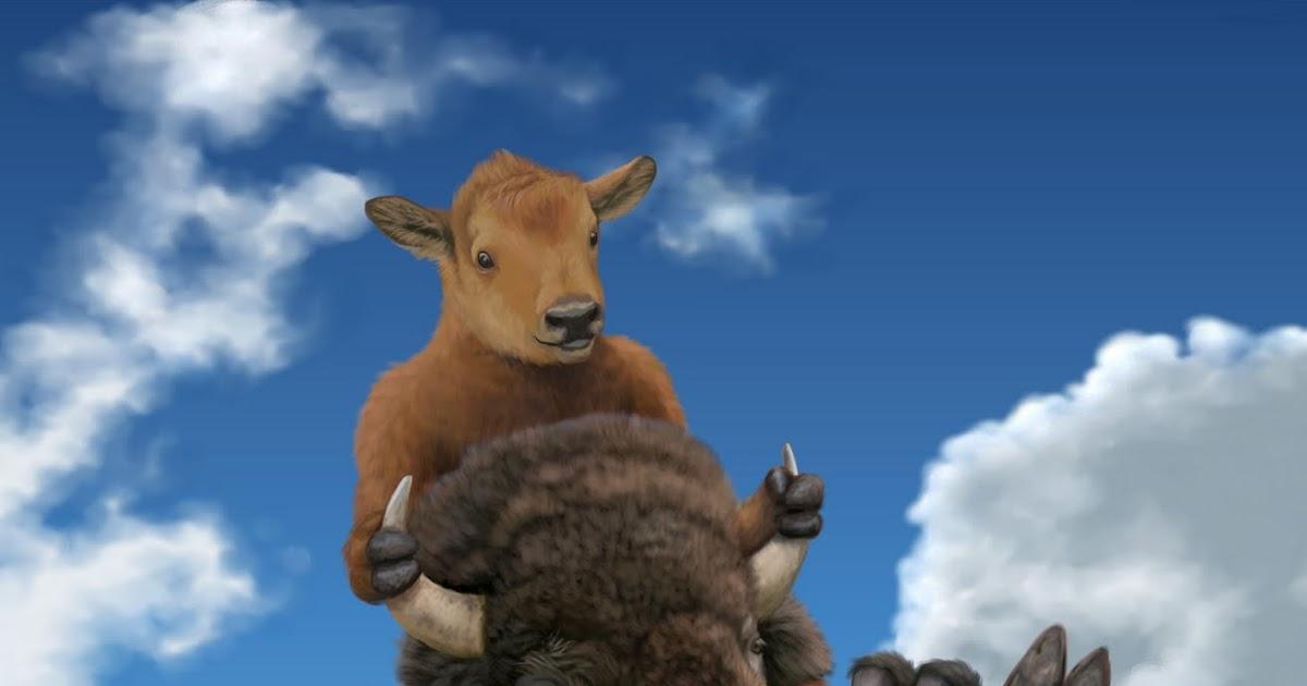 Johannas Art Savanna Buffalo Minotaur
