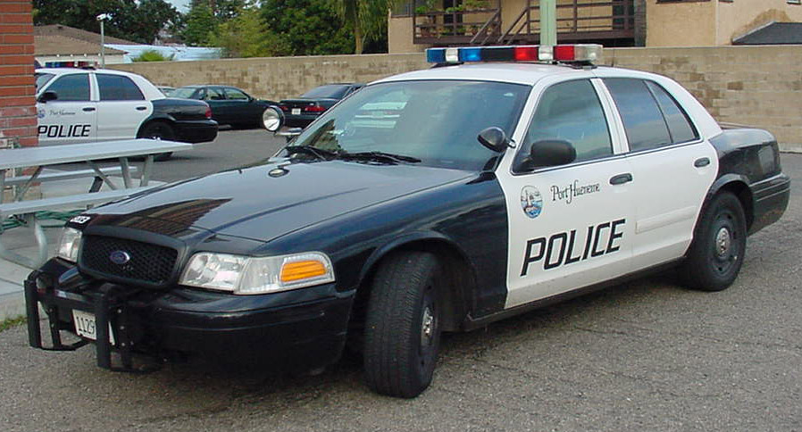 Police Car - Law And Government