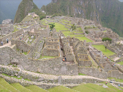 Tiempos De Viajes Vistas Del Machu Picchu