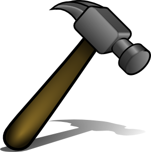 clipart hammer picture