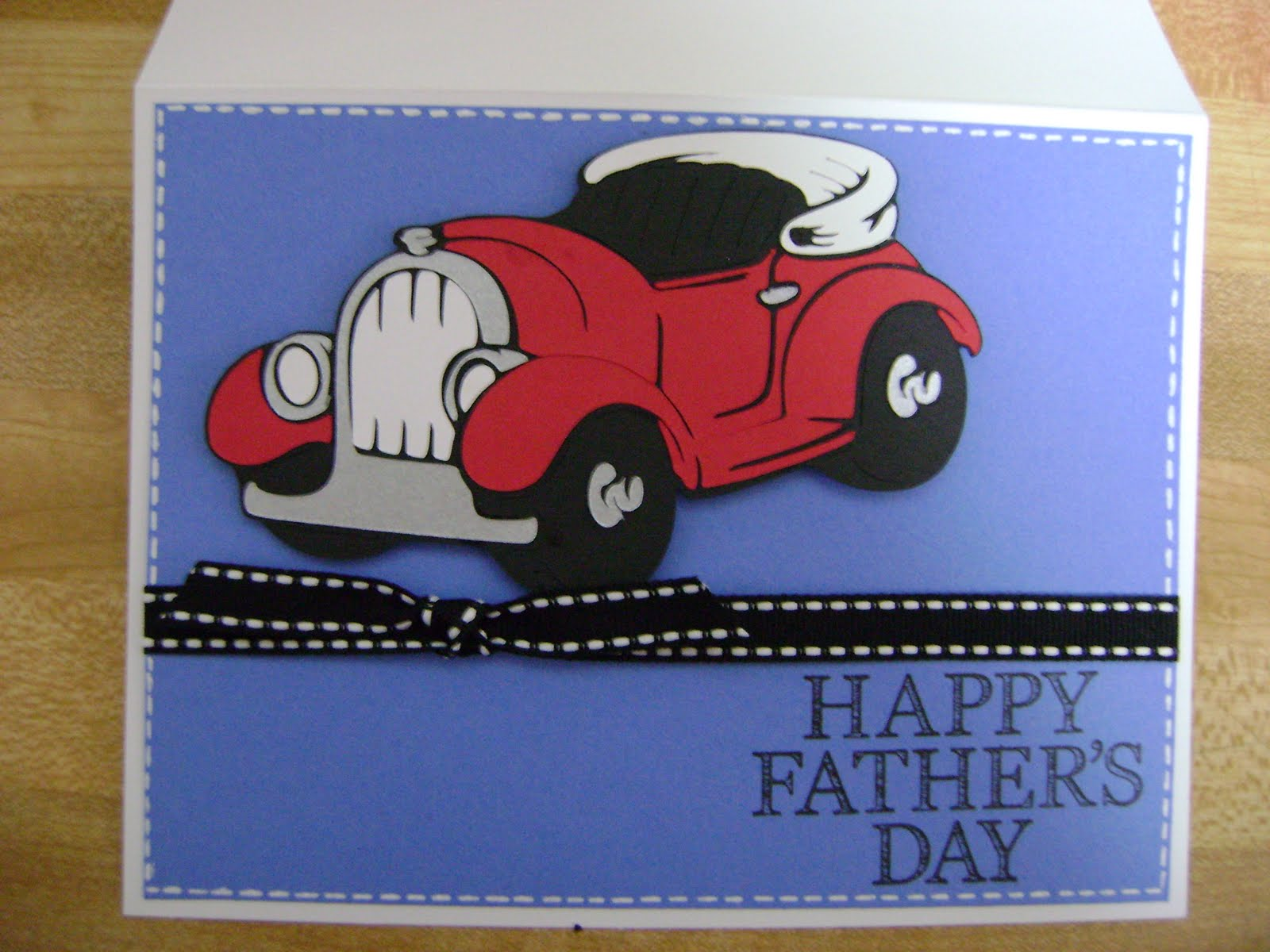 Cricut Mickey Made Card Friends And
