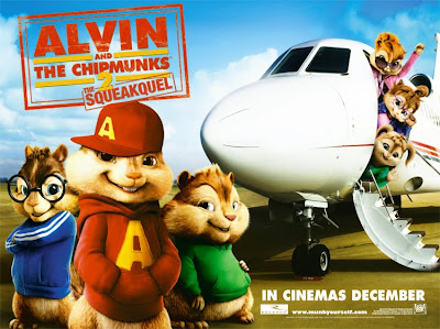 Alvin and The Chipmunks 2 The Squeakquel