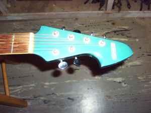 Craigslist Vintage Guitar Hunt: Silvertone MJ-2L (Teisco