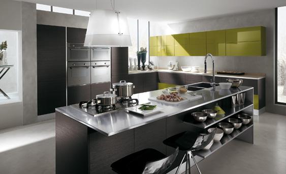 Bog dise os cocinas - Barra portautensili cucina scavolini ...