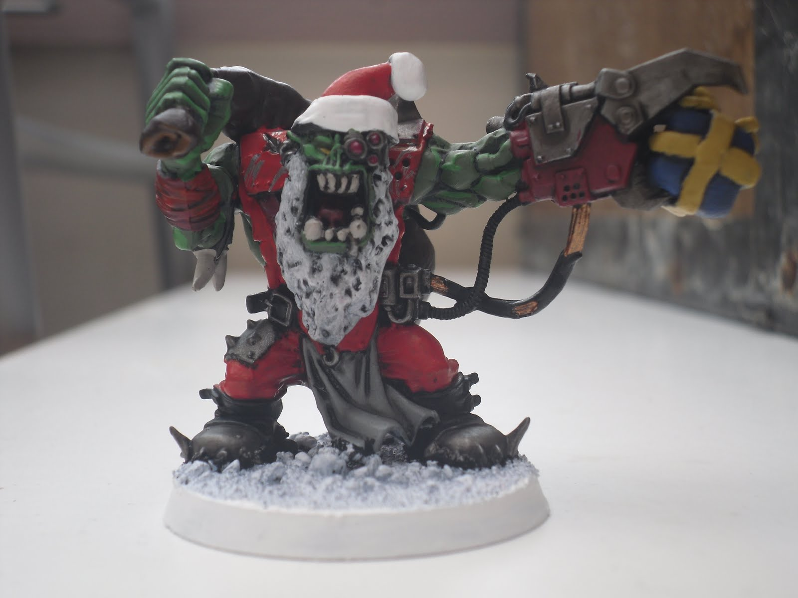 christmas games to play need more tanks always santa ork is coming to waaaagh 12847