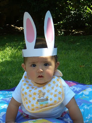 Conejitas de Pascua
