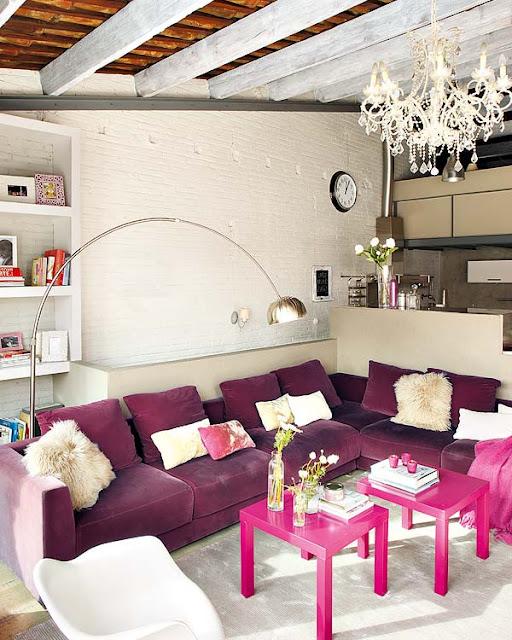Barcelona Small Apartments: Adelina Dreams Of...: Barcelona Loft Apartment