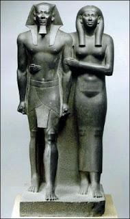 Resultado de imagen de egipto escultura