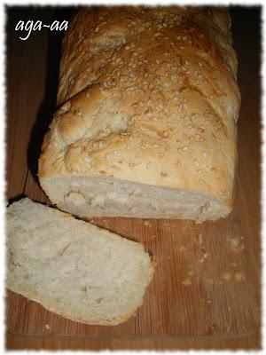 Chleb sezamowy
