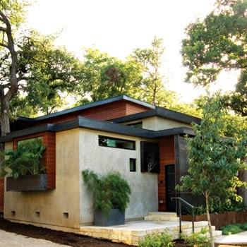 Sjodin Dream Home Natural Stucco Wood Siding Our Masonry