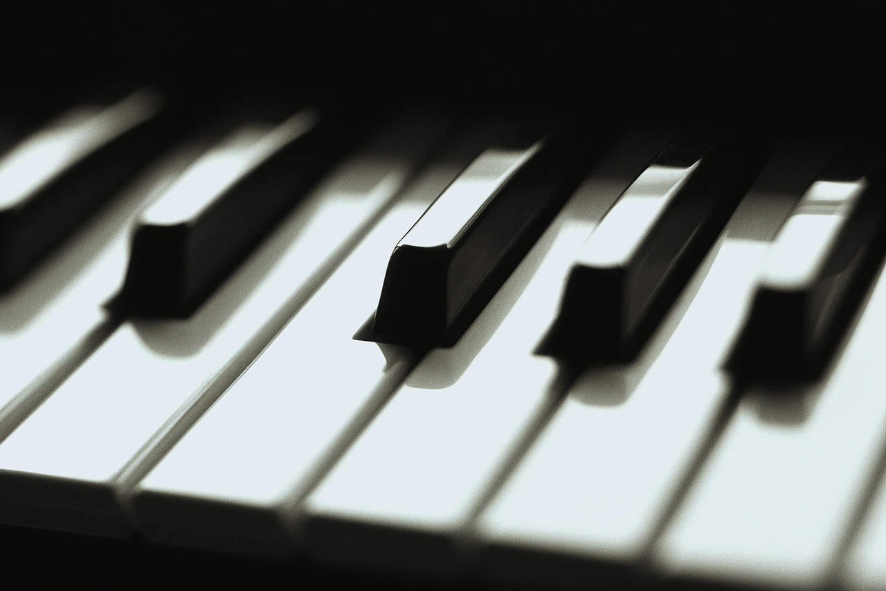 Cool Piano Channel Art For Youtube