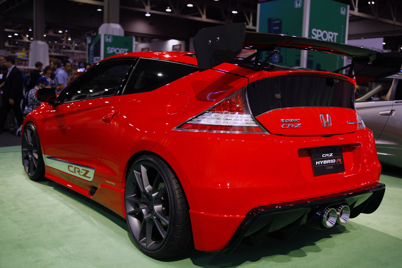 Modifications Honda Crz Sports