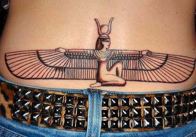 Tattooing is Their Life: Ancient Style Egyptian Tattoos