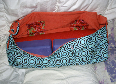 Quilted Yoga Mat Bag Pattern Free Quilt Patterns