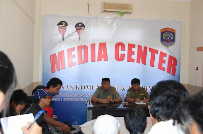 Pemkot Tarakan Launching Media Center - Kaltim Borneo