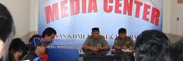 Pemkot Tarakan Launching Media Center