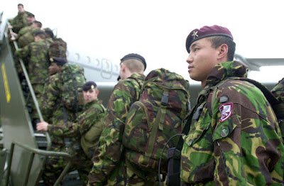 Quot Ouvir Estrelas Quot The Brigade Of Gurkhas