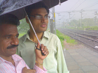 Avinash and rain god