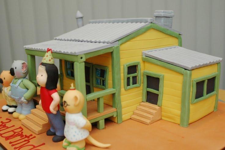 The Cupcake Gallery Blog Koala Brothers Homestead Cake