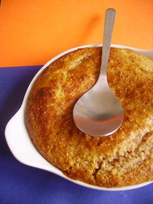 gâteau farine complete