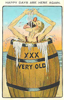 Prohibitive Standards  The KIM W  EXPERIENCE  A whole raft of     And here s one celebratory cartoon marking the end of Prohibition