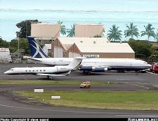 tahiti vacations paul allen private jet boeing 737