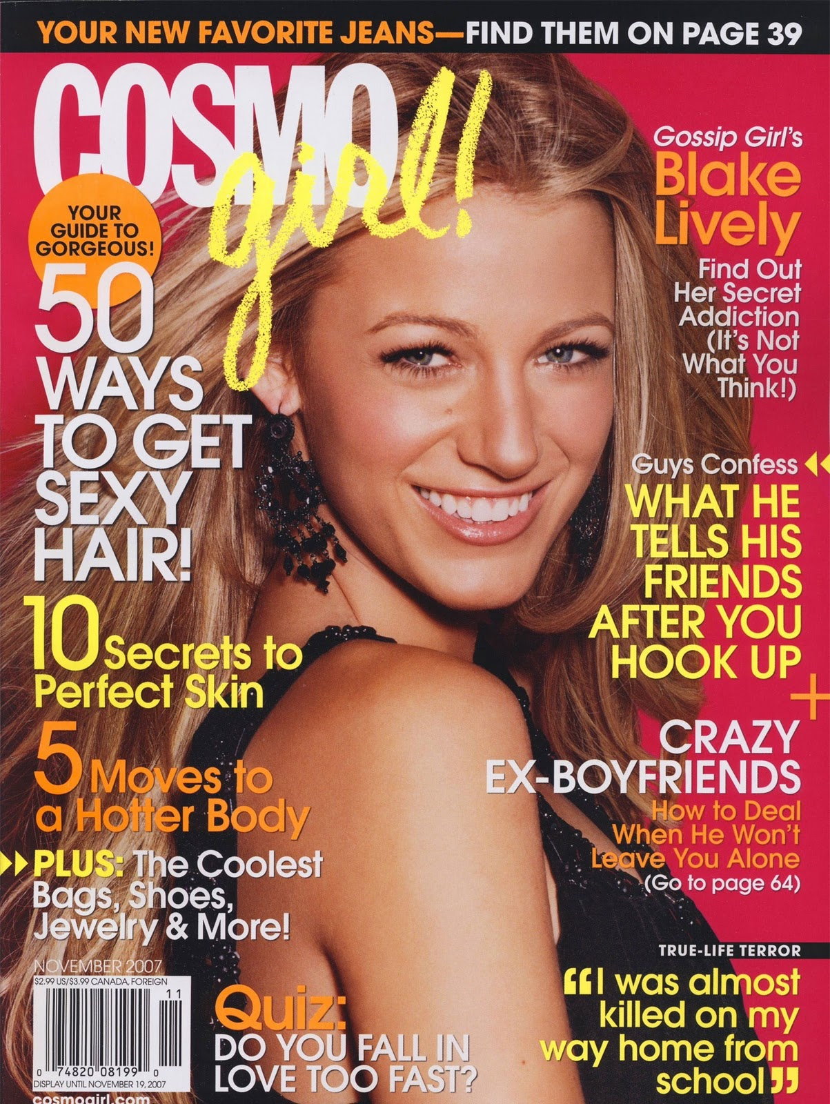 Cosmopolitan magazine analysis