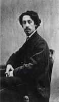 Maurits Léon, posthuum geportretteerd door Willem Johan Martens