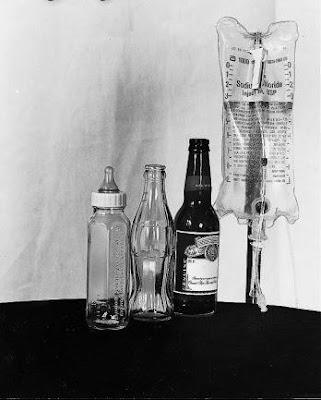 Las cuatro botellas de la vida