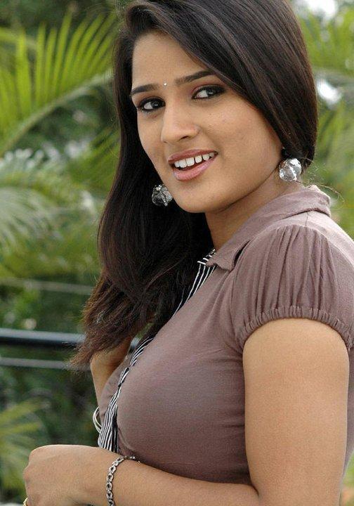 telugu tv actress boobs
