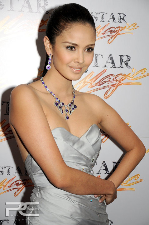 Star Magic Ball 2010 : Megan Young (Pictures