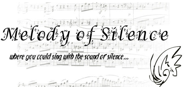 Melody of Silence: :+: Ode To Joy