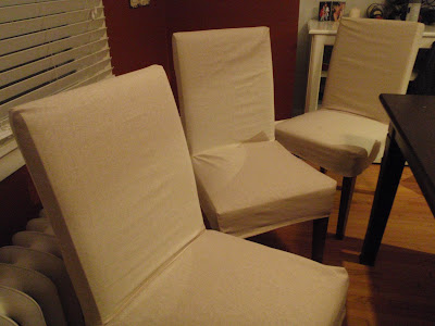 Hammers And High Heels Diy Chair Covers Simple Step By