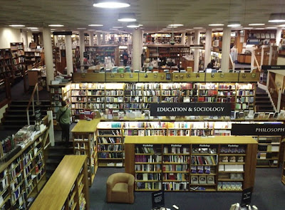Blackwell's, Oxford