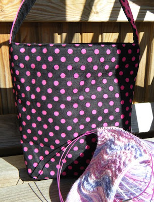 Sock Bag From Roseland Bags