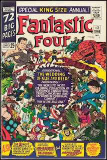 Fantastic Four Giant Sized Annual