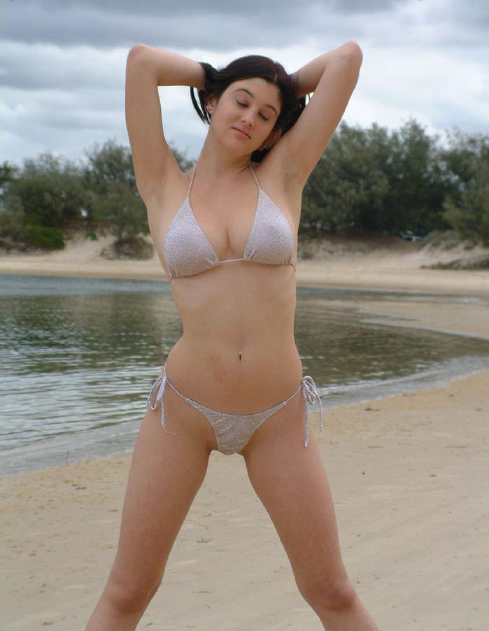 Na pali beach girl naked