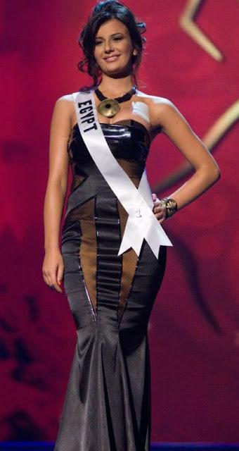 Hollywood Celebrity Miss Egypt Yara Naoum-8922