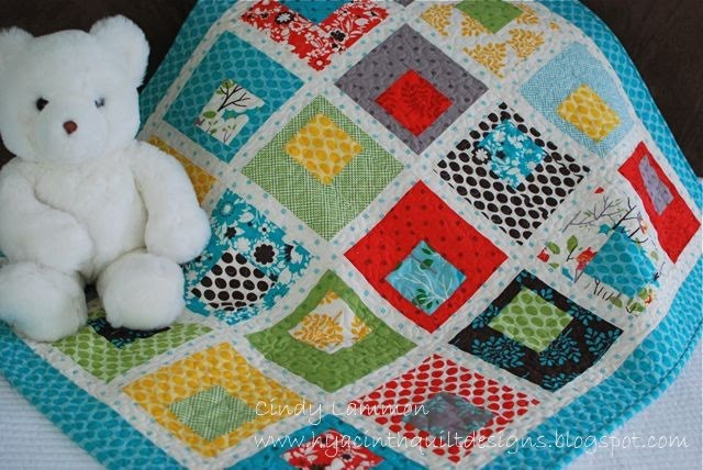 Photo by Hyacinth Quilt Designs