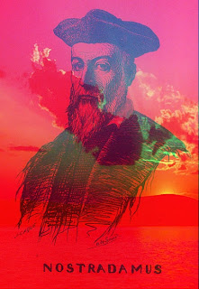 Artwork of Nostradamus Image 3D