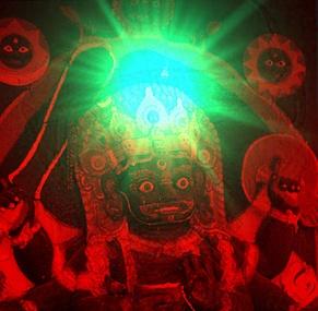 Bhairava 3D Image