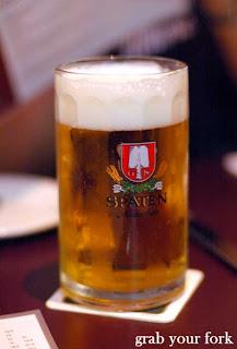 spaten bier