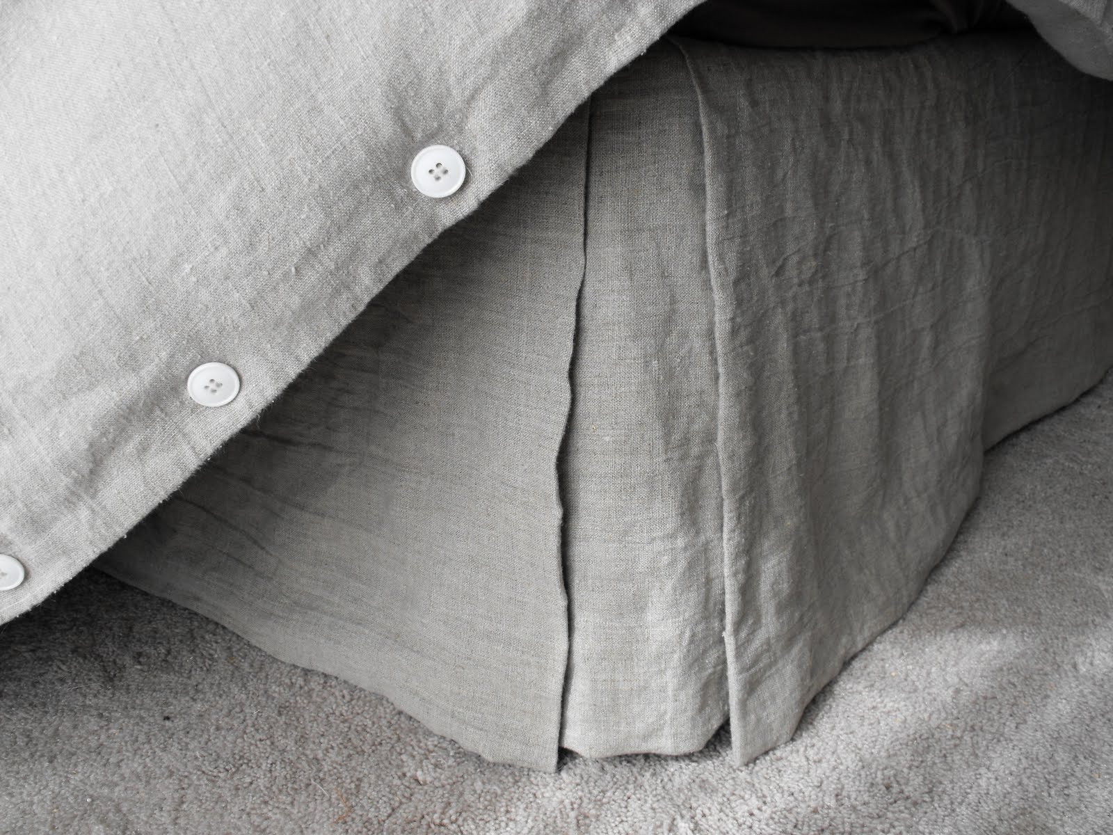 La La Linen Bedding By Rough Linen