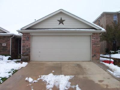 Remodelaholic Ugly Garage Door Be Gone Carriage Door