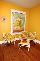 Dingaling Vintage- Vintage Samsonite Furniture