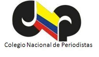 Resultado de imagen para Colegio Nacional de Periodistas