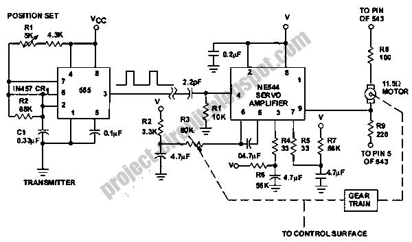 free project circuit diagram  june 2010