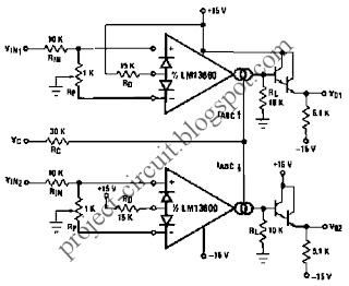 Free Project Circuit Diagram: January 2011