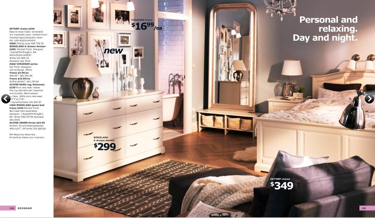 catalogo ikea 2011 al completo dormitorios. Black Bedroom Furniture Sets. Home Design Ideas